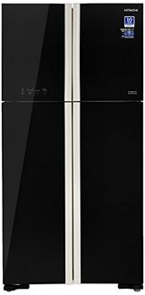 Hitachi R-W610PND4 563 L Inverter Frost Free Side By Side Door Refrigerator Price in India