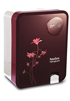 Eureka Forbes Aquasure Aquaguard Splash 6L RO UF Water Purifier Price in India