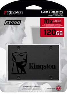 Kingston (SA400S37/120G) A400 120GB Internal SSD Price in India