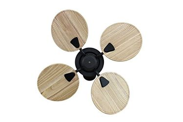 Fanzart Atom 4 Blade Wall Mount Fan Price in India