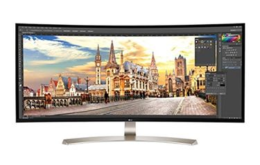 LG (38UC99) 38 Inch Ultrawide Curved LED Monitor Price in India