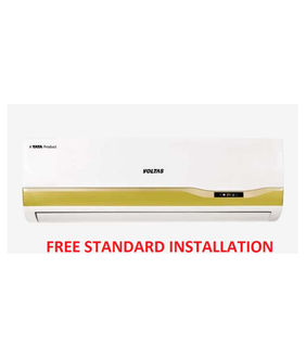 Voltas 122 CZG 1 Ton 2 Star Split Air Conditioner Price in India