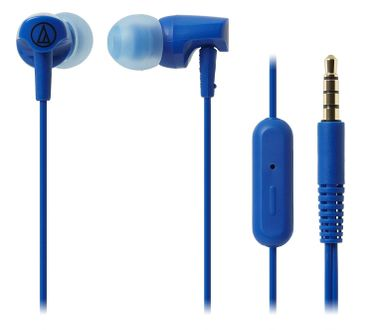 Audio-Technica ATH-CLR100IS Colorful In the Ear Headset Price in India
