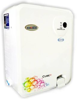 Eurotech Cube 7L RO UV UF TDS Water Purifier Price in India