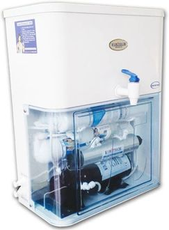 Eurotech Crystal 9L RO UV UF TDS Water Purifier Price in India