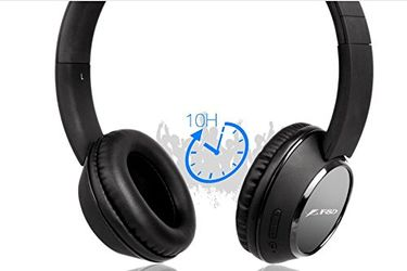 FD Stereo HW110 Wireless Bluetooth Headphone with Mic Price in India