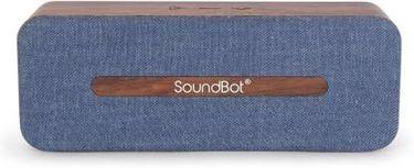 SoundBot SB574 Portable Bluetooth Speaker Price in India