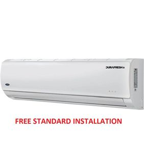 Carrier DURAFRESH 3i CAI18DF3N8F0 1.5 Ton 3 Star Inverter Split Air Conditioner Price in India