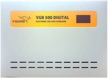 V-Guard VGB 500 High Quality And Heavy Duty Digital Voltage Stabilizer Price in India