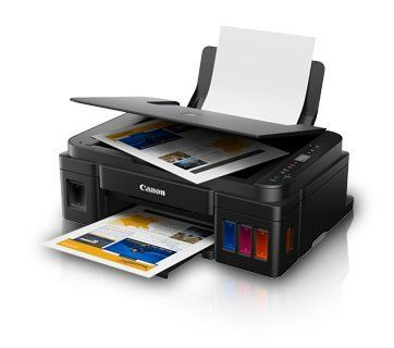 Canon PIXMA G2010 Inkjet Multifunction Printer Price in India
