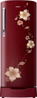 Samsung RR19N1822R2/HL 192 L 2 Star Direct Cool Single Door Refrigerator (Star Flower) Price in India