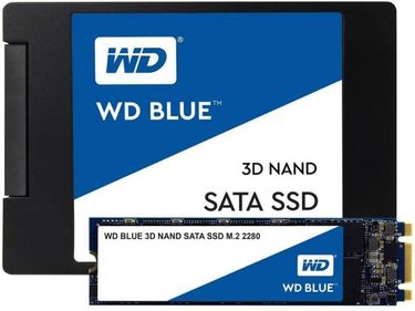 WD Blue (WDS500G2B0B) 500GB 3D NAND SATA Internal SSD Price in India