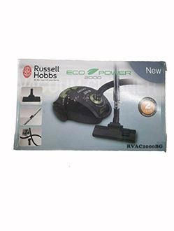 Russell Hobbs RVAC2000BG Eco Power 2000W Vacuum Cleaner Price in India