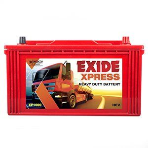 Exide Xpress XP1000 100AH Battery Price in India