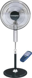 Crompton Greaves Pfhiflo 16 Aveia 3 Blade (400mm) Pedestal Fan Price in India