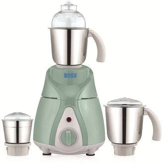 Boss Omega B239 550W Mixer Grinder (3 Jars) Price in India
