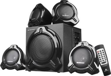 Zebronics Electro BT 4.1 Channel Multimedia Speaker Price in India