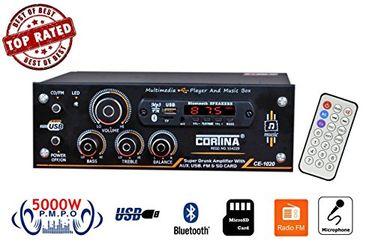 Krown  KHT-3232BT 4.0 Channel AV Receiver Price in India