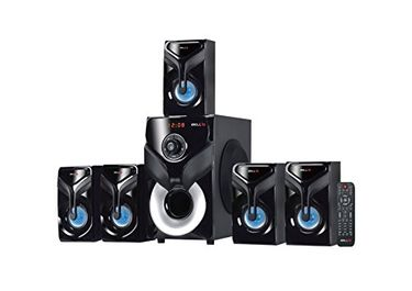 ibell IBL 2051 DLX 4.1 Channel Multimedia Speaker Price in India