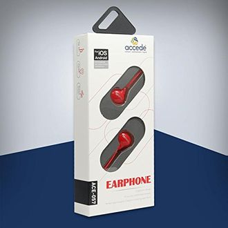 Accede ACE057 In the Ear Headphones Price in India