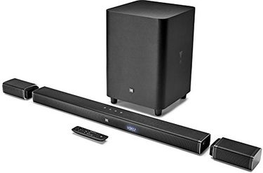 JBL (JBLBAR51BLKEP) Bar 5.1 Channel Multimedia Speaker Price in India