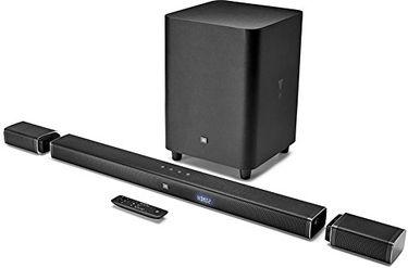JBL (JBLBAR51BLKEP) Bar  5.1 Channel Multimedia Speaker Price in India