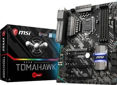 MSI Z370 Tomahawk DDR4 Motherboard Price in India