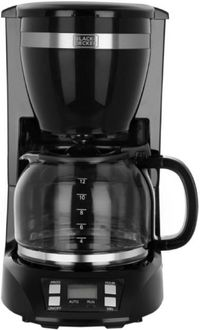 Black & Decker BXCM1201IN 12 Cups Coffee Maker Price in India