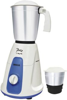 Inalsa Polo 550W Mixer Grinder (2 Jars) Price in India