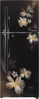 LG GL-T292RHPN 260 L 4 Star Inverter Frost Free Double Door Refrigerator (Plumeria) Price in India