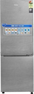 Haier HEB-25TDS 256 L 3 Star Frost Free Double Door Refrigerator Price in India
