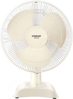 Eveready TFH 01 3 Blade (400mm) Table Fan Price in India