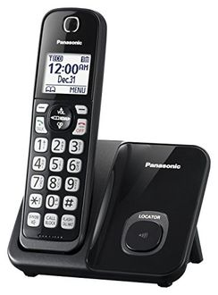 Panasonic KX-TGD510B Cordless Landline Phone Price in India