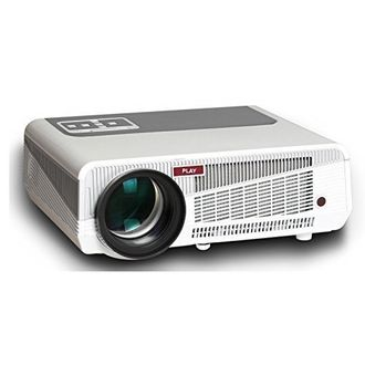 Play P001 5500lm Full HD LED Portable Projector Price in India