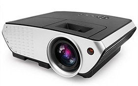 Play PP0090 3000Lumens 3D Full HD LED Projector Price in India