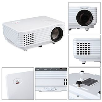 Play PS3 2000 Lumens Smart HD LED Projector Price in India