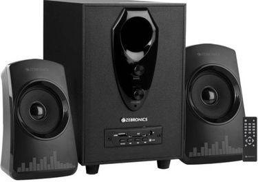 Zebronics (Feel-BTRUFC) 2.1 Channel Multimedia Speaker Price in India