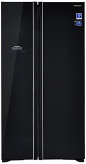 Hitachi R-S700PND2 - GBK 659 L Inverter Frost Free Side By Side Door Refrigerator Price in India