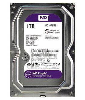 WD (WD10PURZ) 1 TB Internal Hard Disk Price in India