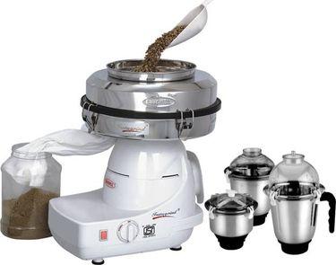 Cookwell Insta Grind 750 W Mixer Grinder (3 Jars) Price in India