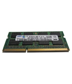 Samsung (M471B5673FH0-CF8) 2GB DDR3 Laptop Ram Price in India