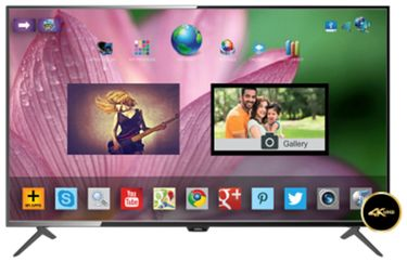 Onida LEO50UIR 50 Inch 4K Ultra HD Smart LED TV Price in India