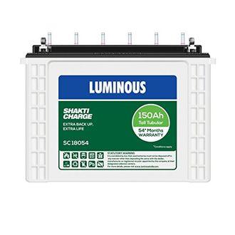 Luminous SC18054 150AH Battery Price in India