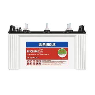 Luminous RC18000ST 150AH Battery Price in India