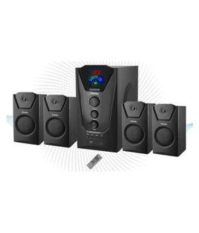 T-series M4444 BT 4.1 Channel Multimedia Speaker Price in India