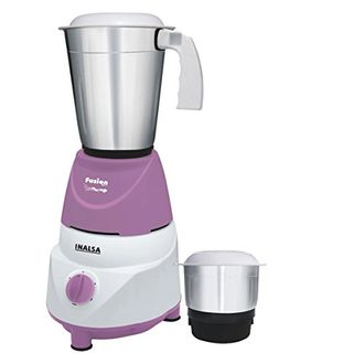 Inalsa Fusion 550 W Mixer Grinder (2 Jars) Price in India