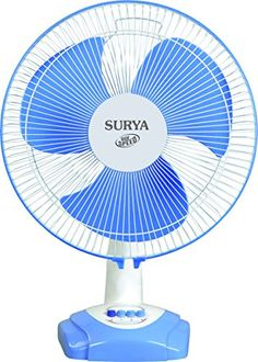 Surya Race 3 Blade (400mm) Table Fan Price in India