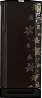 Godrej RD Edge Pro 210 PDS 210 L 3 Star Direct Cool Single Door Refrigerator (Jasmine) Price in India