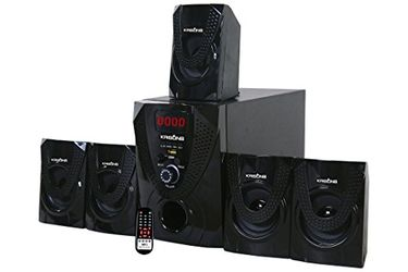 deec78dd9 Krisons Nexon 5.1 Channel Home Theater System Price in India