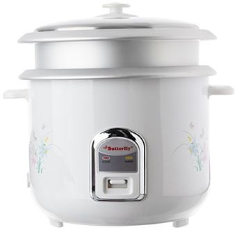 Butterfly Cylindrical 2.8 Ltr Electric Rice Cooker Price in India